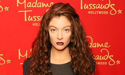 Lorde Getting Immortalized at Madame Tussauds Wax Museum