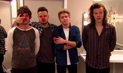 One Direction Asks Fans to Donate on Red Nose Day