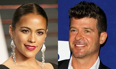 Paula Patton Reportedly Hates Robin Thicke's New Girlfriend