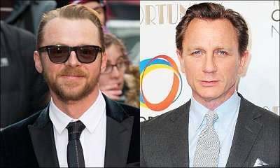 Simon Pegg: Daniel Craig Will Be in 'Star Wars: The Force Awakens'