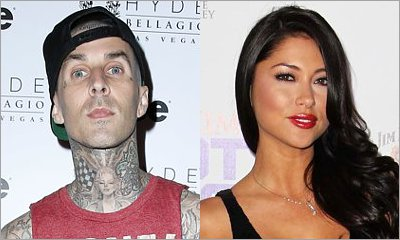 Travis Barker Finds New Love in UFC Ring Girl Arianny Celeste