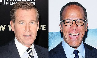 Brian Williams Officially Moved to MSNBC, Lester Holt Named 'Nightly News' Permanent Anchor