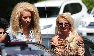 Britney Spears Apparently Throws Shade at Iggy Azalea After 'Pretty Girls' Comments