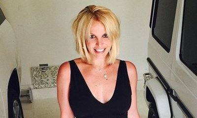 Britney Spears Debuts New Haircut on Instagram