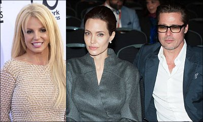 Britney Spears Wants to Be Brad Pitt and Angelina Jolie's Nanny