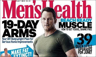 Chris Pratt Says Overweight Left Him 'Impotent, Fatigued, Emotionally Depressed'