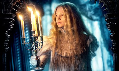 'Crimson Peak' Character Posters Warn of the Creepy Mansion