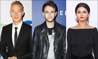 Diplo Claims Zedd Faked Relationship With Selena Gomez to Sell Records