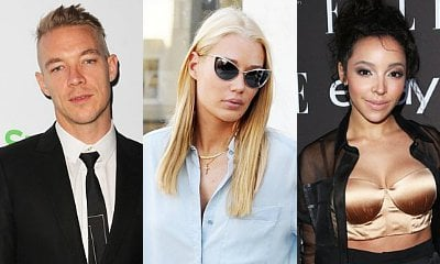 Diplo Teases Collaborations With Iggy Azalea and Tinashe