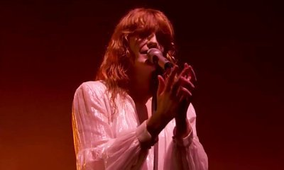 Video: Florence and the Machine Covers Foo Fighters While Filling in for Them at Glastonbury