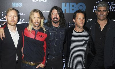 Foo Fighters Cancels Two Concerts After Dave Grohl Broke His Leg in Sweden