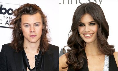 Harry Styles Sparks Sara Sampaio Dating Rumors After Pictured Hugging and Kissing