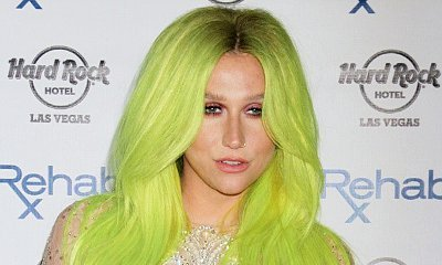 Kesha Denies Getting Butt Implants