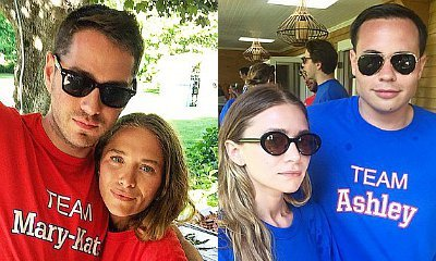 Mary-Kate and Ashley Olsen Celebrate Birthday With Olympic-Themed Party