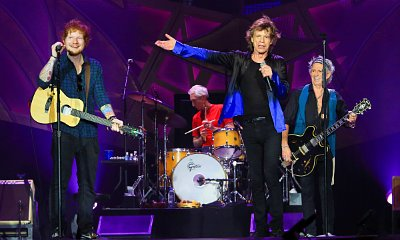 Video: Rolling Stones and Ed Sheeran Collaborate on 'Beast of Burden'