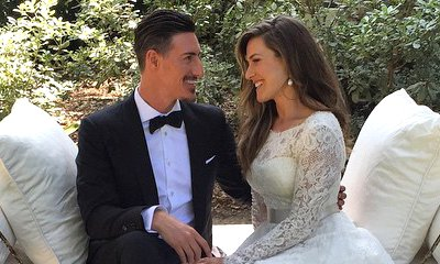 'Skyline' Actor Eric Balfour and Girlfriend Erin Chiamulion Tie the Knot in California