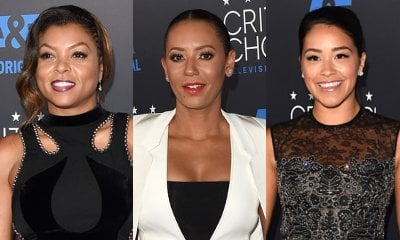 Taraji P. Henson, Mel B, Gina Rodriguez Stun at 2015 Critics' Choice TV Awards