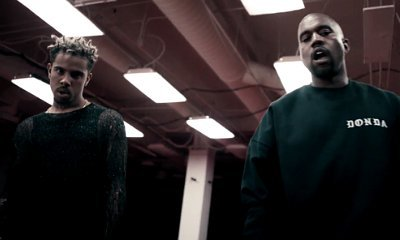 Vic Mensa and Kanye West Unveil 'U Mad' Music Video