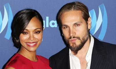 Zoe Saldana's Husband Takes Her Last Name and Doesn't 'Give a S**t' What People Think