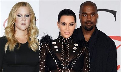 Amy Schumer Reveals Racy Dream Dates With Kanye West and Kim Kardashian