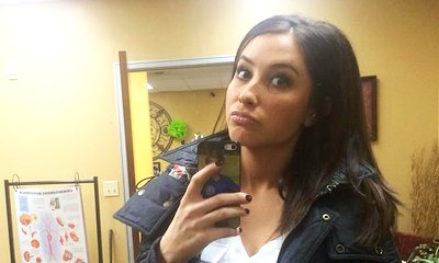 Bristol Palin Debuts Tiny Bump in New Selfie