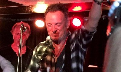 Video: Bruce Springsteen Plays Surprise 2-Hour Set at Friend's New Jersey Show
