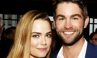 Chace Crawford Reportedly Dating 'Blood and Oil' Co-Star Rebecca Rittenhouse