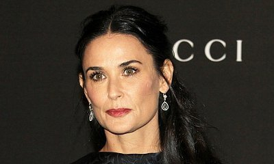 Demi Moore Hasn't Drained Her Swimming Pool After Man Was Found Dead in It