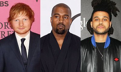 Ed Sheeran Reveals Kanye West Will Be Featured on The Weeknd's New Album