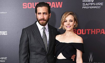 Jake Gyllenhaal and Rachel McAdams Pair Up at 'Southpaw' New York Premiere