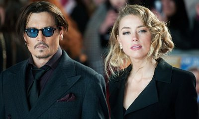 Johnny Depp's Wife Amber Heard Faces Charges for Smuggling Dogs Into Australia