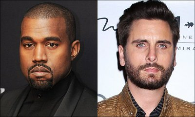 Kanye West Enraged by Scott Disick's Treatment to Kourtney Kardashian and Kids