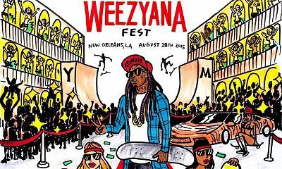 Lil Wayne to Reunite Hot Boys at Just-Announced Lil Weezyana Festival