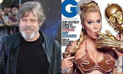 Mark Hamill Defends Amy Schumer's 'Star Wars' Photo Shoot After Lucasfilm Criticized It