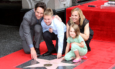 Paul Rudd Recalls Childhood While Receiving Star on Hollywood Walk of Fame