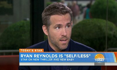 Ryan Reynolds Addresses Baby Carrier Controversy