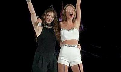 Taylor Swift Brings Out Lorde, Has Stage Malfunction at Washington, D.C. Concert