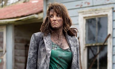 'Ash vs. Evil Dead' New Photo Shows Messy Lucy Lawless
