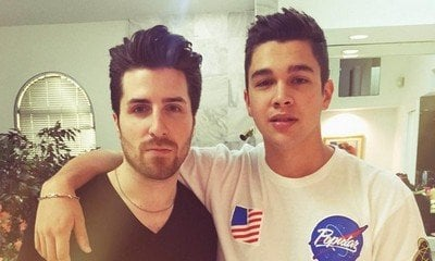 Austin Mahone Debuts New Haircut