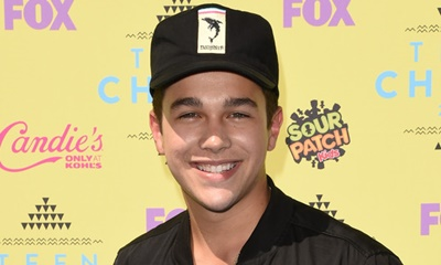 Austin Mahone: Kylie Jenner Did NOT Crash Her Brand New Ferrari