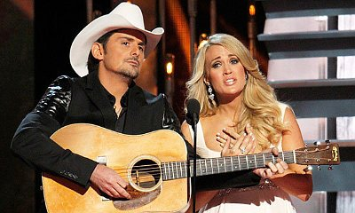 Carrie Underwood and Brad Paisley to Host 2015 CMA Awards