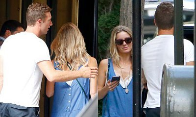 Chris Martin and Annabelle Wallis Are 'Very Clearly a Couple'