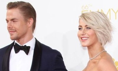 Derek Hints Julianne Hough's Wedding Would Be 'Something Outdoors, in Nature'