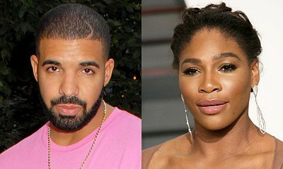 Drake and Serena Williams Spotted Kissing and Making Out