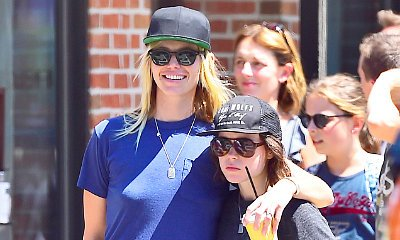 Ellen Page and Girlfriend Samantha Thomas Stepping Out Arm in Arm