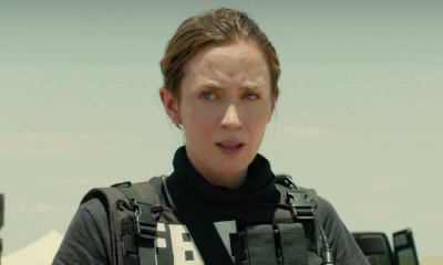 Emily Blunt Embarks on High-Octane Mission in 'Sicario' New Trailer