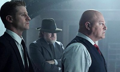 First Look at Michael Chiklis on 'Gotham' Unveiled