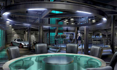 First Look: Team Arrow Gets Upgraded Bunker