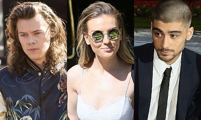 Harry Styles Reportedly Calls Perrie Edwards Following Her Split From Zayn Malik