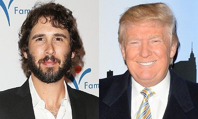 Video: Josh Groban Turns Donald Trump's Controversial Tweets Into Beautiful Song